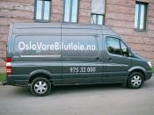 Flyttebil - Mb Sprinter